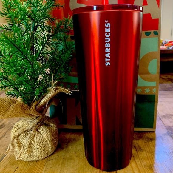2020 Holiday Starbucks tumbler